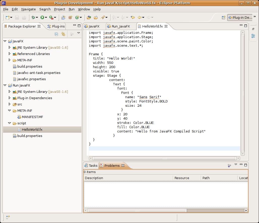 JavaFX | Secure Cloud Development